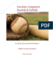 baseball softball unit