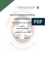 SIM - Unidad 1 Componentes de Sistema - Diana M. Basurto Oliva
