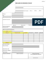 Copie de Formulaire de Demande d Achat 2012