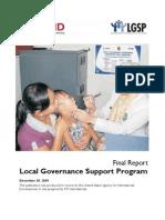 Local Governance Support Program
