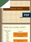 Modal Auxillary Verbs