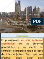 Administracion Financiera Sesion II