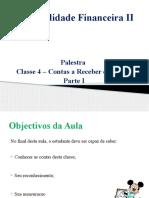 Contabilidade Financeira Parte I. Classe 4