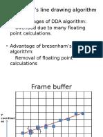 Bresenham_s Line Drawing Algorithm