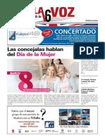 LA VOZ DE LA A6- MARZO DE 2017- Nº 163 pdf