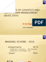 2016 BUSS 2054 Lecture 1 Logistics and SC SV1
