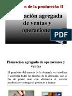 Planeacion de La Produccion.