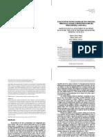 Evaluación Ecológica Rápida de un Ecosistema Urbano