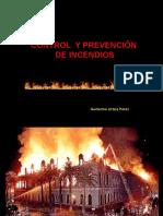 Presentacion Sobre Control de Incendios