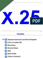 x Teoria Protocolo X25