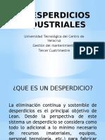 7 Desperdicios Industriales