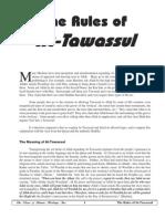 rules_tawassul