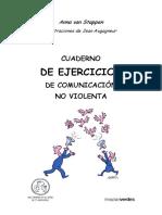 Cuaderno de ejercicios de Comunicacion No Violenta