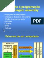 3 - Introdução à Programação Em Linguagem Assembly