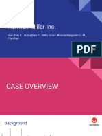 Herman Miller Case Study