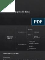 2Tipos de Datos
