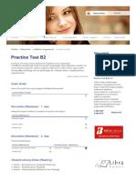 Practice Test B2 _ Euroexam
