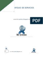 Portafolio Bit Systems