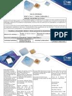 Guia de Actividades y Rubrica de Evaluacion Fase 2 – Trabajo Colaborativo 1