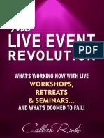 Live Event Revolution