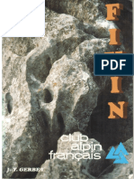 Topo Escalade Fixin 1995