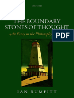 Ian Rumfitt (2015) - The Boundary Stones of Thought_ an Essay in the Philosophy of Logic