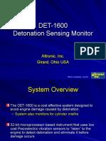 DET-1600 1.00