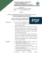 9.2.2 Ep 3 Sk Penetapan Dokumen Eksternal Yang Menjadi Acuan Dalam Penyusunan Standar Pelayanan Klinis