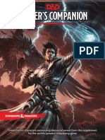 Dungeons and Dragons Elemental Evil Player's Companion