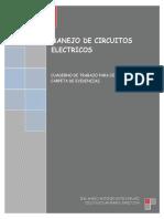 Cuaderno de Trabajo Manejo de Circuitos Electricos