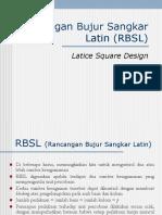 7. Faktor Tunggal (RBSL) Edited Uds