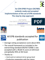 CEN EPB Standards EN/ISO 52000-1