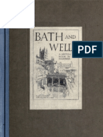 Bath and Wells; A Sketch-Book by D. S. Andrews