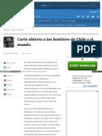 Www Elmostrador Cl Noticias Opinion 2017-03-12 Carta Abierta