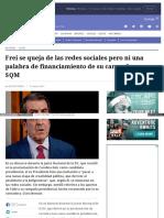 Www Elmostrador Cl Noticias Pais 2017-03-11 Frei Se Queja De