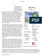 Hittites - Wikipedia