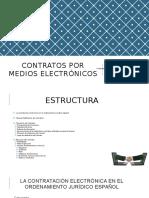 Contratos Por Medios Electrónicos