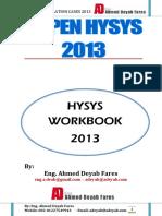 Hysys Workbook