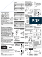 Shimano Saint-Zee RD Service Manual