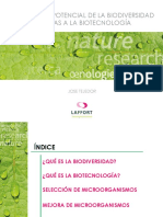 14h40 - O manejo do potencial da Biodiversidade Graças a Biotecnologia -  José Tejedor - Espanha.pdf