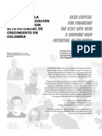 Seed capital for financing the Stat Ups with a growing high potential in Colombia.pdf