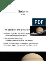 saturn powerpoint