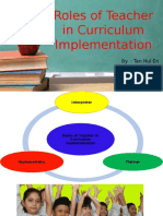 KSSR Assignment Role of Teacher Task 1