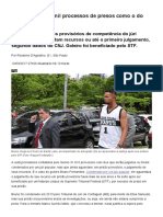 Justiça Tem 31,6 Mil Processos de Presos Como o Do Goleiro Bruno _ Política _ G1