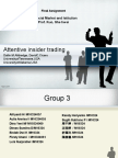 PPT Group 3 (Financial Market & Institution)