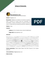 Agencias de Booking en Venezuela