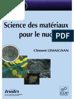 Science Des Materiaux