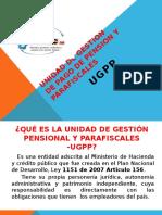 Unidad de Gestion de Pago de Pension y Parafiscales Xp