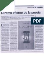 EL RITMO INTERNO DE LA POESÍA - Luis Eduardo Garcia