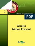 Livro Queijo Minas Frescal